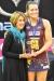 Marg Angove, Laura Packard (MVP)